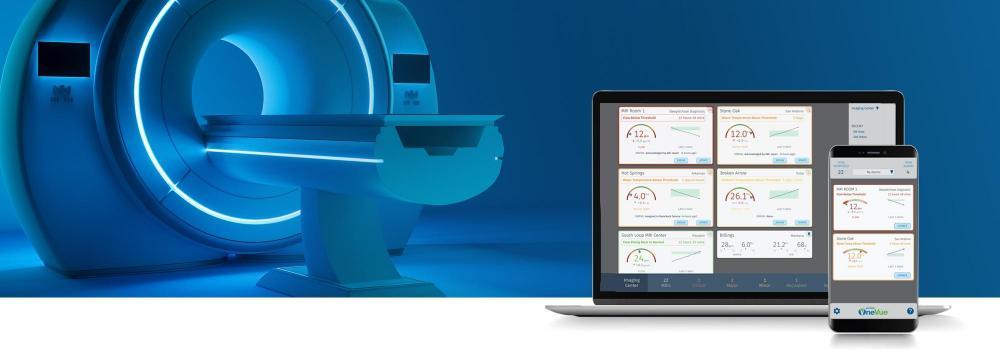 OneVue Sense™ ChillCheck™ Can Prevent MRI Scanner Downtime