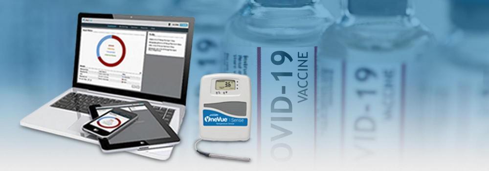 Ensuring Proper COVID-19 Vaccine Storage Temperature Monitoring