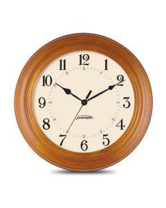 72MHz Analog Clock - Wood Series